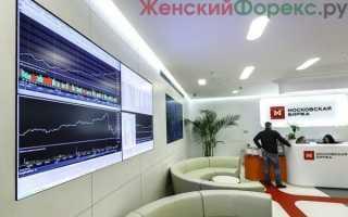 Развитие фондового рынка в россии
