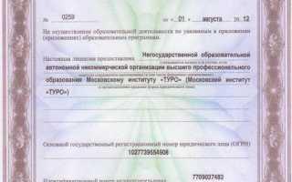 Основные нормативно правовые документы