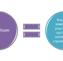 Учет договоров долевого участия у застройщика