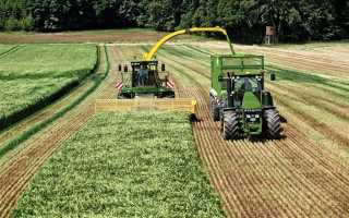 Иностранные инвестиции в сельское хозяйство