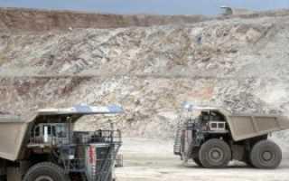 Лицензия на право добычи полезных ископаемых