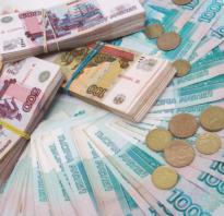 На чем делают деньги в россии